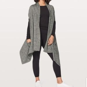 lululemon athletica Accessories - Lululemon Live Freely Wrap wool